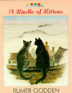 A-Kindle-of-Kittens-Picturemacs-Godden-Rumer-Used-Good-Book