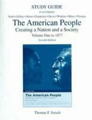 The American People by Gary B. Nash