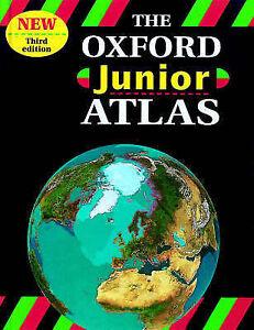 OXFORD JUNIOR ATLAS 1997 EDITION: School Edition, , Very Good Book