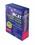 MCAT Books
