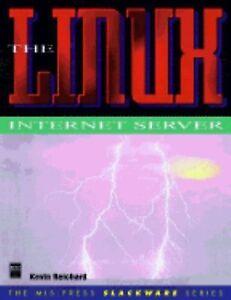 Slackware-Ser-Linux-Internet-Server-by-Kevin-Reichard-1997-CD-Paperback
