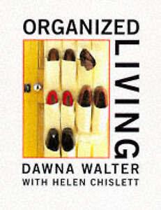 Organized Living, Chislett, Helen, Walter, Dawna, New Book