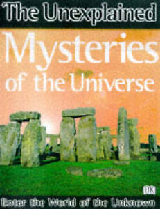 Wilson, Colin, Mysteries of the Universe (The Unexplained), Very Good Book