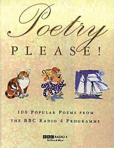 Poetry Please More Poetry Please BBC Radio 4 New Book - Hereford, United Kingdom - Poetry Please More Poetry Please BBC Radio 4 New Book - Hereford, United Kingdom