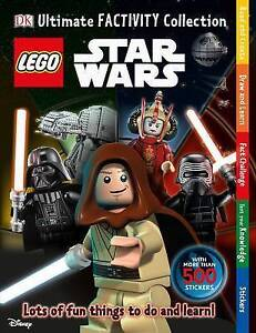 LEGO Star Wars UFC  BOOK NEW