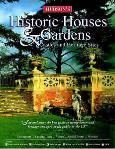 Hudson's Historic Houses and Gardens: 2001 by Norman Hudson (Paperback, 2000)