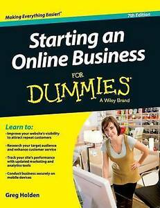 Starting-an-Online-Business-for-Dummies-by-Holden-Greg-Paperback