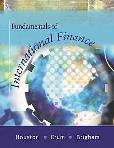 NEW Fundamentals of International Finance (with Thomson ONE and InfoTrac)
