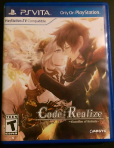 Code realize ~Guardian of Rebirth~ Redfern Inner Sydney Preview