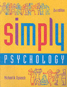 Simply Psychology, Second Edition-ExLibrary