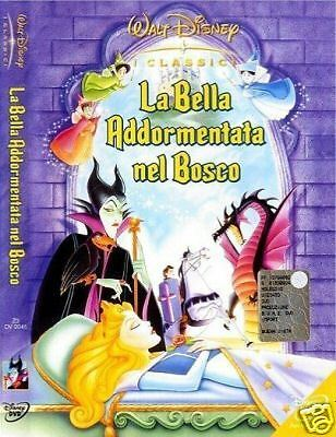 Disney Bella (DISNEY DVD La bella addormentata - ed. italiana raro)