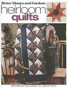 Better Homes and Gardens Quilt Book
