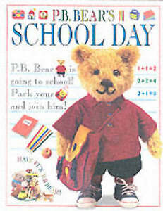 P.B. Bear's School Day (Pb Bear), Lee Davis