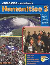 Humanities 3 - Jacaranda Essentials Brighton Bayside Area Preview