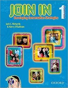 Join In 1 Student Book and Audio CD Pack