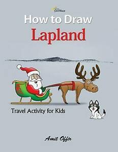How to Draw Lapland - Abisko Guesthouse: Travel Activity for Kids   Offir, Amit