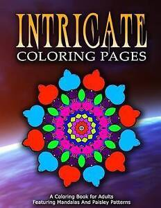 Intricate Coloring Pages - Vol2 Coloring Pages for Girls by Coloring Pages for G