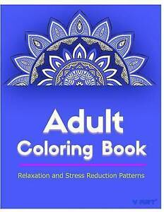 Adult Coloring Book Coloring Books for Adults Relaxation Relaxa by For Adults Re