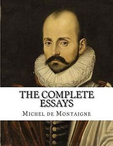 the complete essays of montaigne amazon