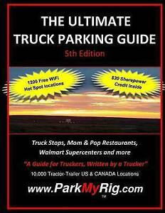 The Ultimate Truck Parking Guide - 5th Edition by Clemmer, Leroy -Paperback