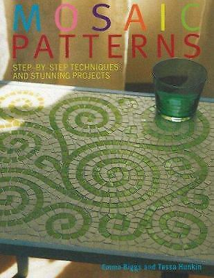 Mosaic Patterns : Step-by-Step Techniques and Stunning Projects - Mosaic Patterns