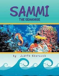 NEW Sammi The Seahorse by Judith Shernock