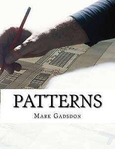 Patterns: Adult Colouring Book by Gadsdon, Mark -Paperback