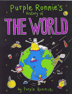 Purple Ronnie's History of the World, Purple Ronnie, Very Good Book