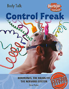 Steve Parker, Freestyle Express: Body Talk: Control Freak Hardback, Very Good Bo