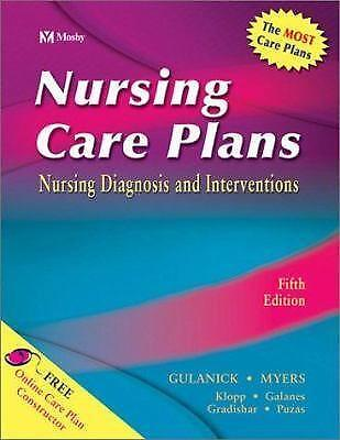 Nursing care plans books ebay fandeluxe Gallery