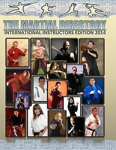 NEW Martial Directory 2014 B/W: International Martial Arts Guide