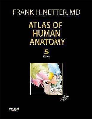 Atlas Of Human Anatomy Books Ebay