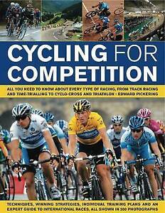 Cycling for Competition, Edward Pickering