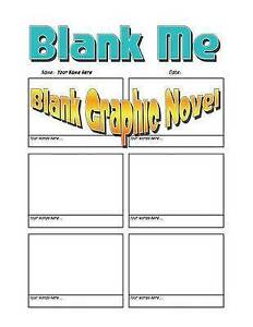 Blank Me - 69 Blanking Awesome Blank Graphic Novel Pages Worlds  by Harris C M