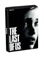 The Last of Us + Steel book RARE