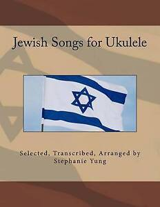 Jewish Songs for Ukulele by Yung, Stephanie -Paperback NEW