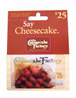 The Cheesecake Factory Gift Cards