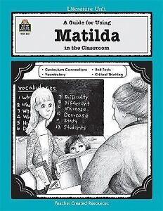 MATILDA [9781557348197] NEW PAPERBACK BOOK
