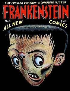 Frankenstein #1 by Publisher, Prize -Paperback