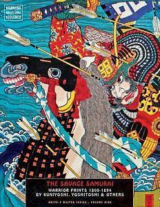 The-Savage-Samurai-Warrior-Prints-1800-1899-by-Kuniyoshi-Yoshitoshi-amp-Others