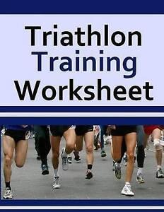 Triathlon Training Worksheet by Robinson, Frances P. -Paperback