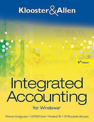 Integrated Accounting for Windows (with Integrated Accounting Software) for sale  Shipping to India