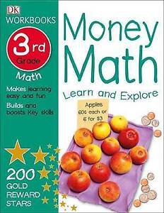 Money Math, Third Grade by DK Publishing -Paperback
