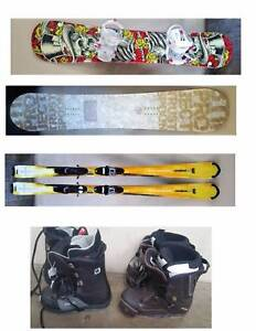 Skis and Ladies & Men's Snowboards , Boots South Yarra Stonnington Area Preview