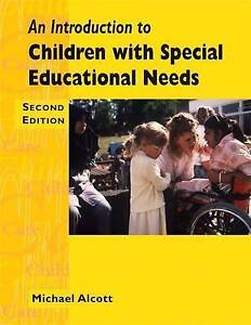 An Introduction to Children with Special Needs (Child care topic-ExLibrary