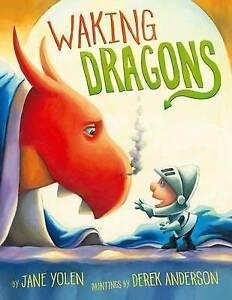**NEW PB** Waking Dragons by Jane Yolen