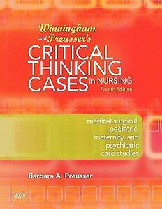 Answers for winningham and preusser case studies 5th edition