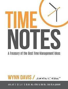 Time Notes by Davis, Wynn 9781460259146 -Paperback