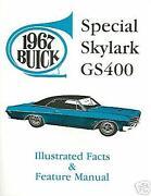 1967 Buick Skylark GS