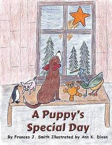A Puppy's Special Day By Smith, Frances J. -Paperback